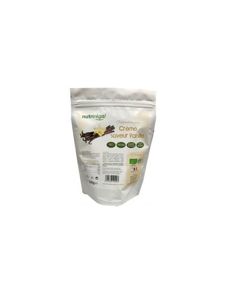 Crème Vanille Vegan à base de SuperAliments BIO