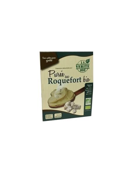 Purée au Roquefort BIO