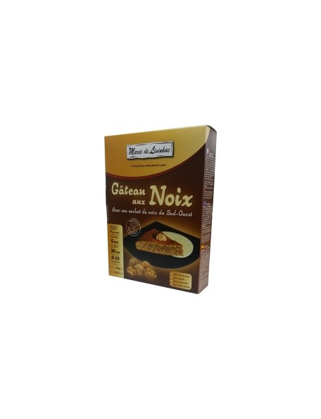 Gâteau Aux Noix 8 à 10 parts